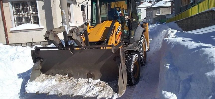 Атолука и Равногор се освободиха от ледената прегръдка на снега