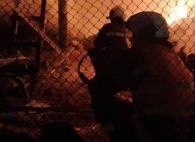 Вчера: Пожарникари гасиха къща в Црънча