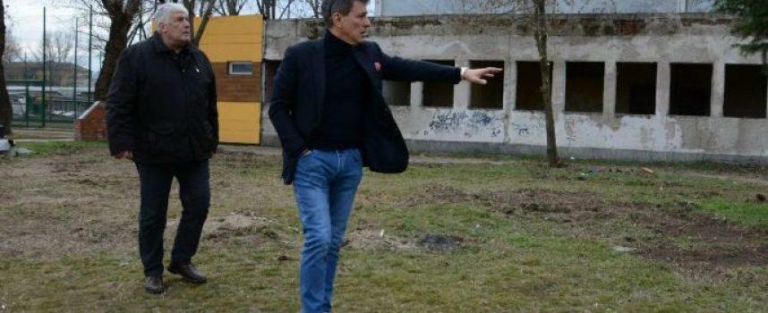 Тодор Попов: До Великден ще преобразим Зоната на здравето