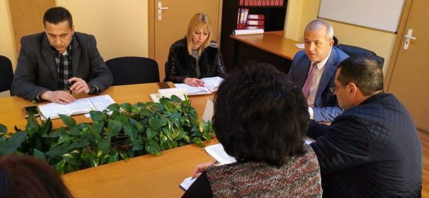 Младенов представи новия си заместник- кмет