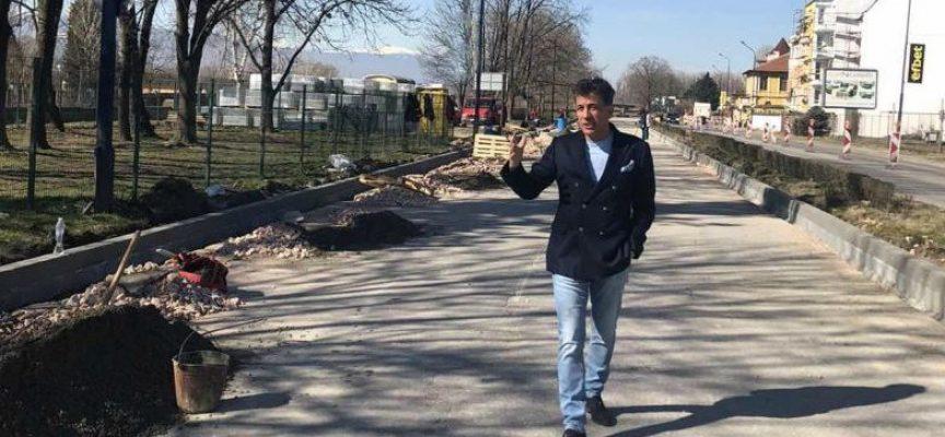 Тодор Попов: Заедно с ремонта на околовръстното ще обособим и нови зони за паркиране