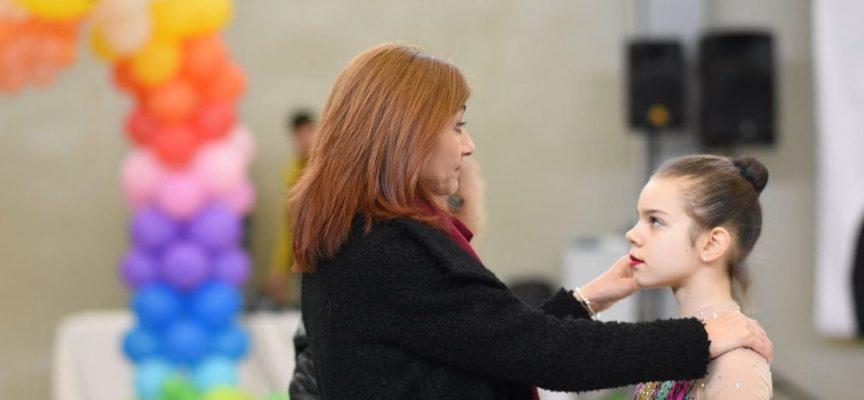 """Грациозната Дара Стоянова с първо място в категория """"Елит"""" на квалификациите"""