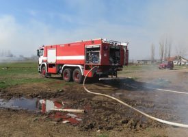 Пожарната: Девет пожара за два дни, ето какво да предприемем