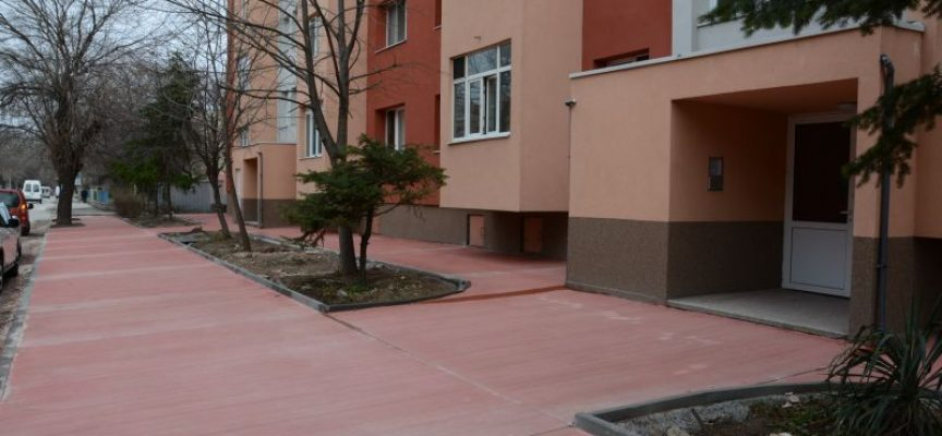 Тодор Попов: Стартирахме програмата за ремонт на тротоарите с подновените вече над 3500 кв.м. улични пешеходни площи