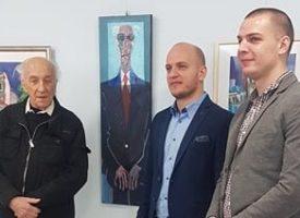 Любен Зидаров откри изложба в Лесичово