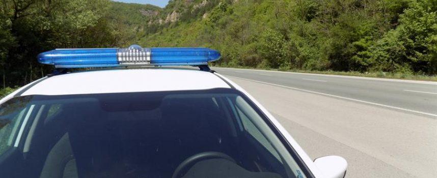 Полицаи преследваха попинчанин, пласирал дрога