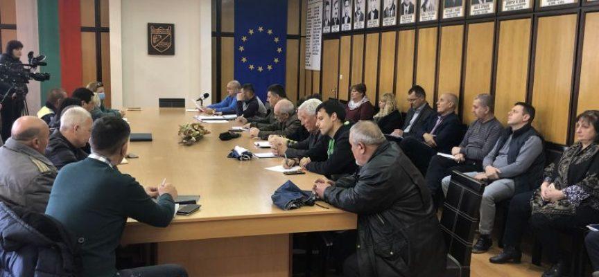 Община Пазарджик с превантивни мерки срещу разпространението на COVID-19