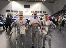 """СК """"Арон"""" с двама финалисти на Държавното по кикбокс в Шумен"""