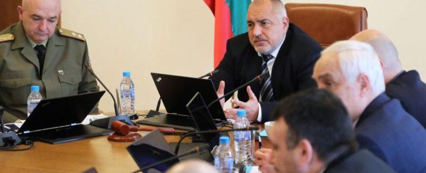 Личен пример: Бойко Борисов и министрите даряват по 1000 лв. на фонд за бедните