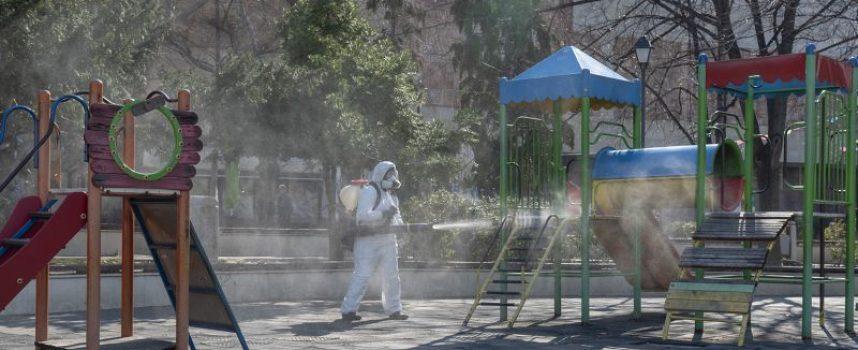 Тодор Попов: Дезинфекцираме всички обществени пространства в Пазарджик