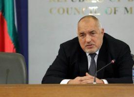 Бойко Борисов се възмути от Радев, вижте целия му брифинг