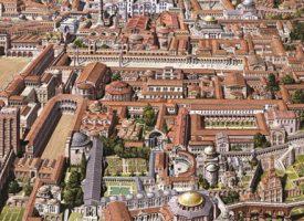 Пътувай с мен в миналото: Магнаурската школа – перлата на Константинопол
