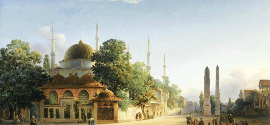 Пътувай с мен в миналото: Константинопол – императорският град