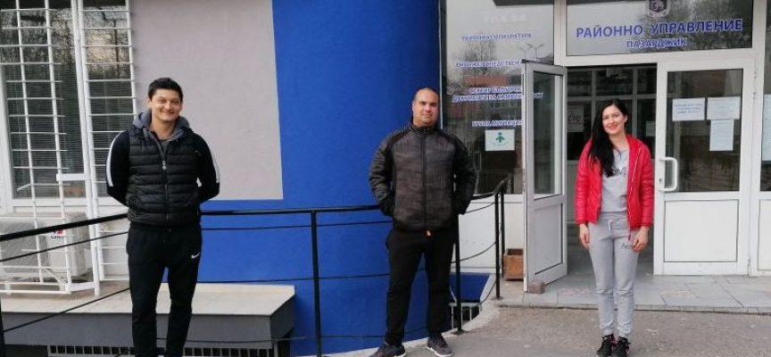 Мирослав Стоянов: Добри и отговорни хора върнаха изгубена дамска чанта