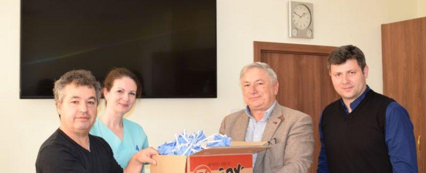 Емил Йончев направи дарение на МБАЛ – Пазарджик
