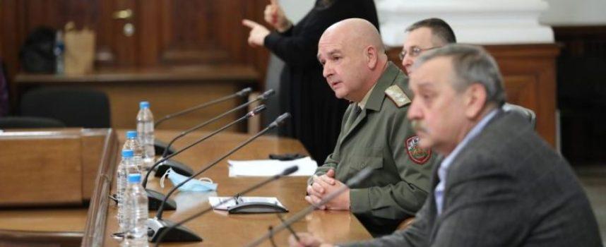 Националният оперативен щаб с извънредна пресконференция