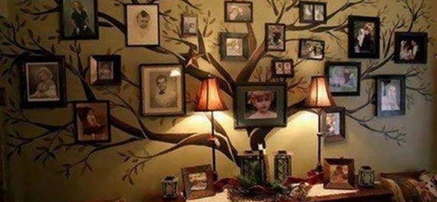 Вместо да скучаете у дома: Направете своето родословно дърво, проучете хората седем поколения назад