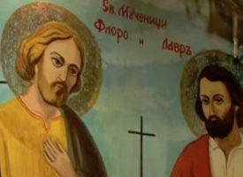 Чудодейната икона на Флор и Лавър помогна на дете да проговори