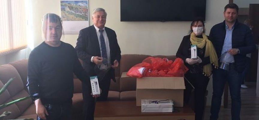 Емил Йончев връчи второто дарение от Ротари клуб на МБАЛ – Пазарджик