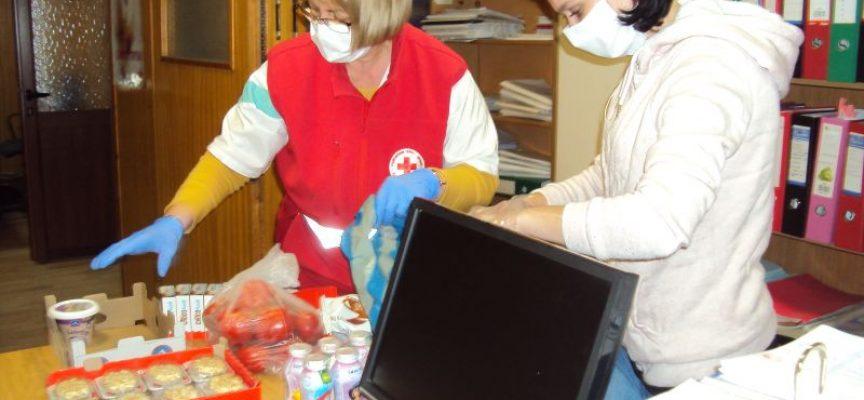 БЧК подпомогна 1572 човека от социално слаби семейства