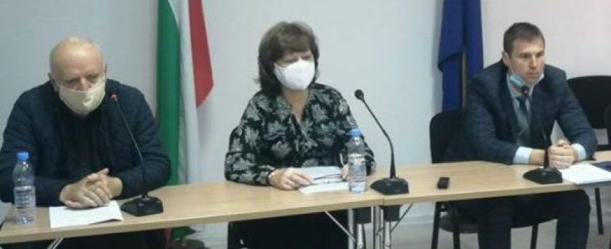 В областта: 70 починаха в резултат на Covid-19, сред тях медицинска сестра и водач на линейка
