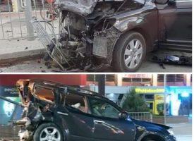 Появи се видео с катастрофата, в която загина Милен Цветков