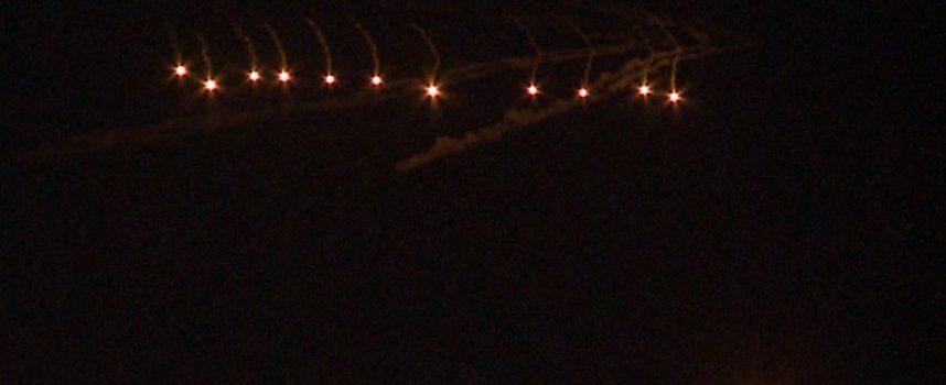 Сателитите на Илон Мъск преминаха и над нашата област, десетки ги видяха снощи