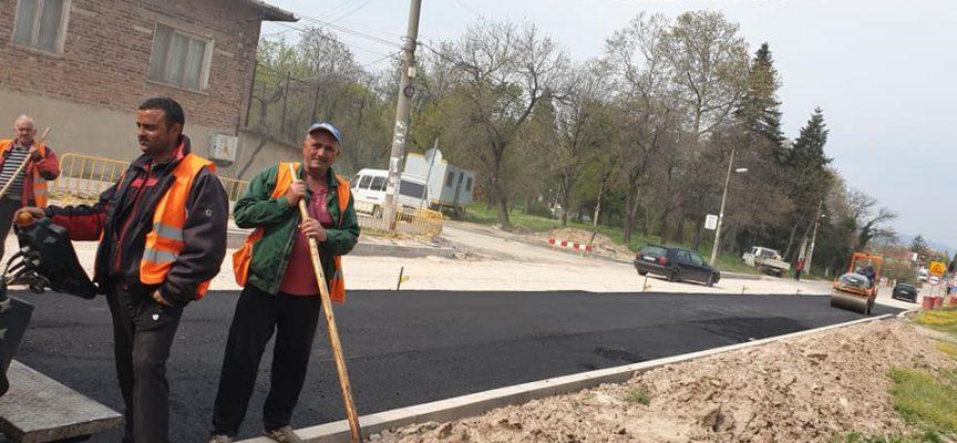 Бошулци: Мостът е много хубав, но трябва да се вземат мерки за джигитите по пътя