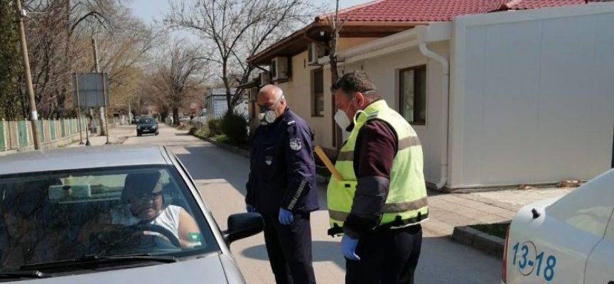 Полицията: Благодарим на всички за разбирането, за търпението при спазване на ограниченията, които търпим заедно