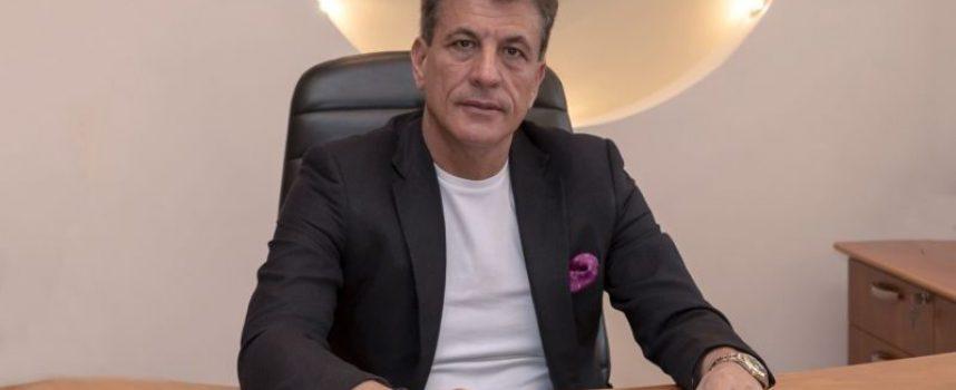 Тодор Попов с поздрав към Червенокръстците