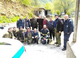 15 полицаи от Брацигово и Пещера издириха изгубил се мъж