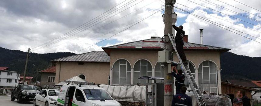Община Сърница вече разполага с публичен безплатен интернет