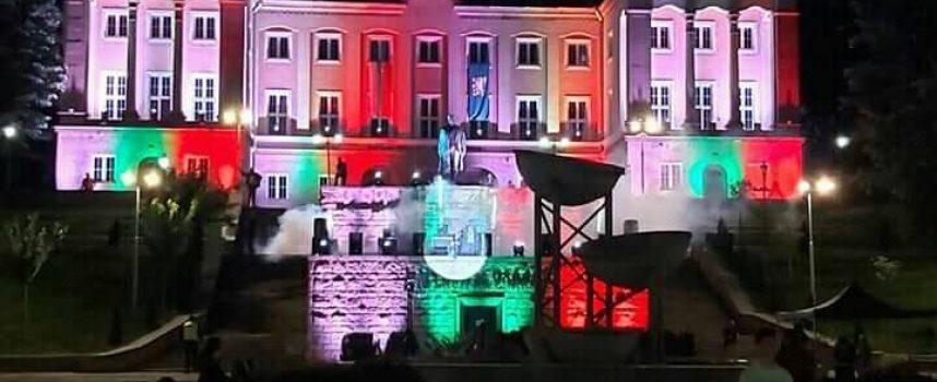 Вижте светлинното шоу над Брацигово