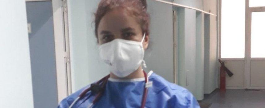 Немска възпитаничка е първата лекарка доброволка в МБАЛ – Пазарджик