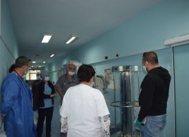 """МБАЛ – Пазарджик с апарат """"Exterminator 2020""""  за  Отделението по анестезиология и интензивно лечение"""