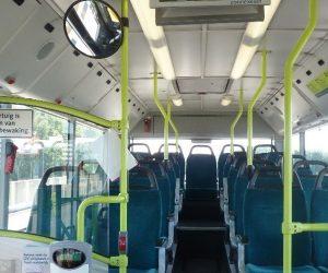Автобуси заменят тролеите в събота и неделя