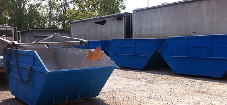 Брацигово се сдоби с контейнери за строителни отпадъци, стартирайте ремонтите