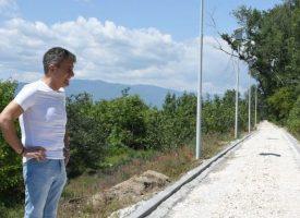 """Тодор Попов: До месец ще е готова алеята, свързваща мост """"Атлантик"""" с парк-остров """"Свобода"""" и Зоната на здравето"""