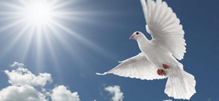 Отбелязваме Свети Дух, почитаме Светата Троица