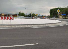 Камион пламна като факла на новия път към Пловдив