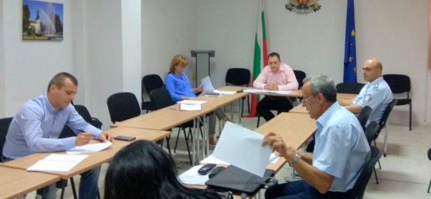 Областната преброителна комисия в Пазарджик проведе първото си заседание