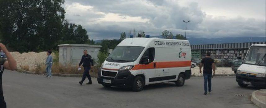 Пияница вдигна на балон полицията и служителите на Автогарата