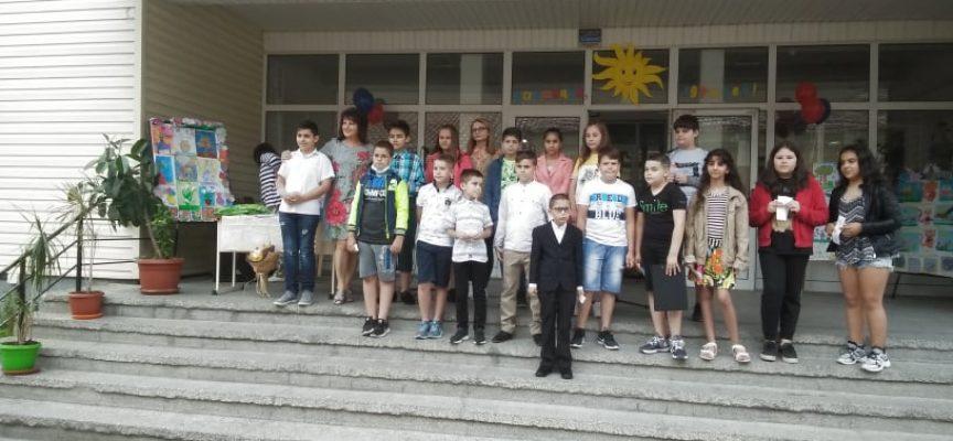 """Четвърти """"А"""" на СУ""""Георги Брегов"""" завърши със спектакъл"""