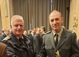 Шефът на пожарникарите в Септември се пенсионира