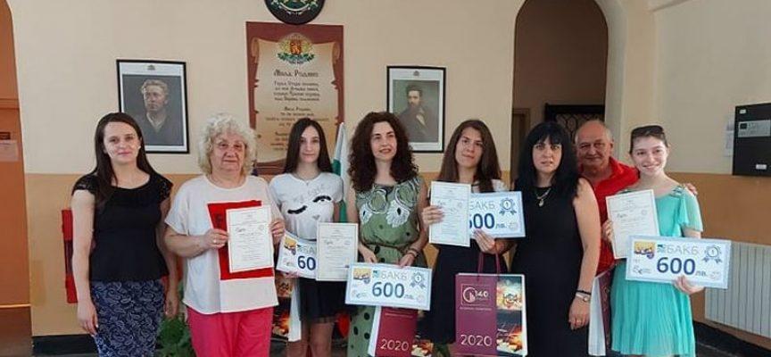 Ученици от ПГИМ Пазарджик с награди от Европейската олимпиада по статистика
