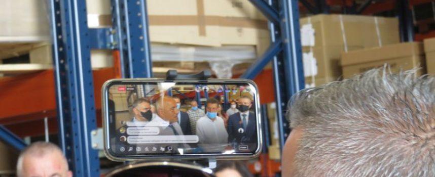 Костал строи общежитие за работници в Добровница