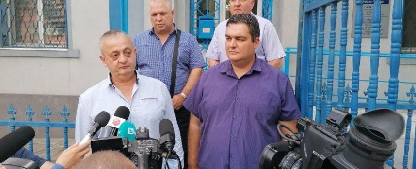 Прокурор, комисар и полицаи се срещнаха с жертва на грабеж