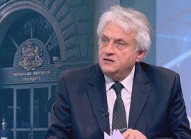 Държавният глава назначи Бойко Рашков за член на своя Правен съвет
