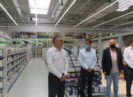 """Собственикът на """"Практикер"""": Пазарджик е град със сериозно бъдеще"""