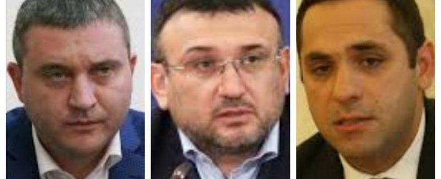 Горанов, Маринов и Караниколов депозират оставки днес